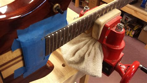 Should Fret If Photos Surface by Smooth Fret Ends 300guitars