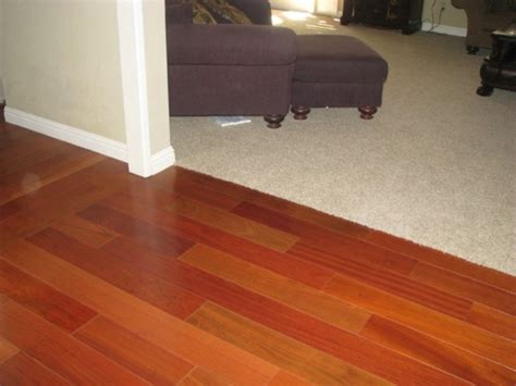 brazilian cherry hardwood brazilian cherry 38 in thick x 218 in brazilian cherry
