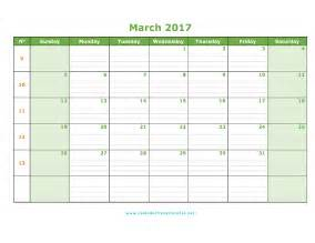 printable calendar template free march 2017 calendar printable calendar free printable