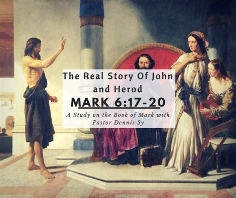 the real story behind the death of muna obiekwe mark 6 17 20 the real story behind herod and john the
