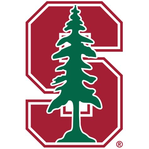 logo stanford university cardinal tree over red s fanapeel