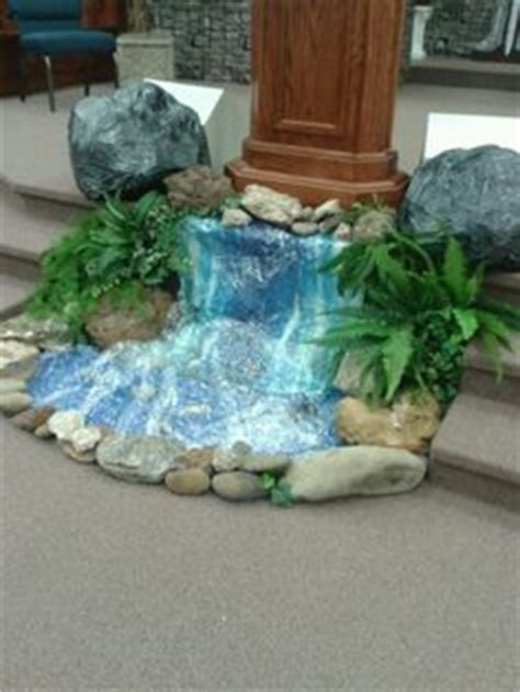 How To Make A River Out Of Paper - vbs on vacation bible school lighthouse craft