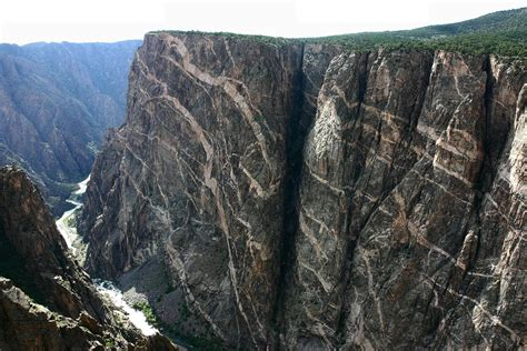 Painted Wall Black Canyon | painted wall black canyon of the gunnison photos