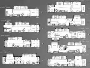 Cardinal Rv Floor Plans Gallery For Gt Travel Trailers Floor Plans
