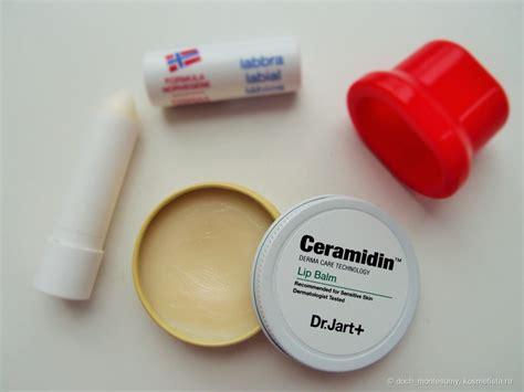 Dr Jart Ceramidin Lip Balm dr jart