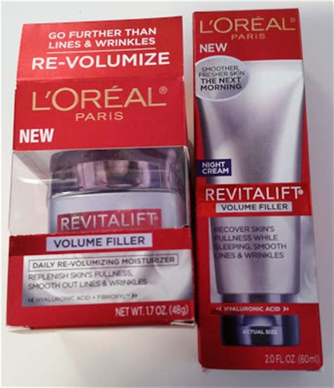 buy l oreal revitalift volume filler daily volumizing concentrated serum at well ca free dragonfly treasure l oreal revitalift volume filler skin care review influenster voxbox