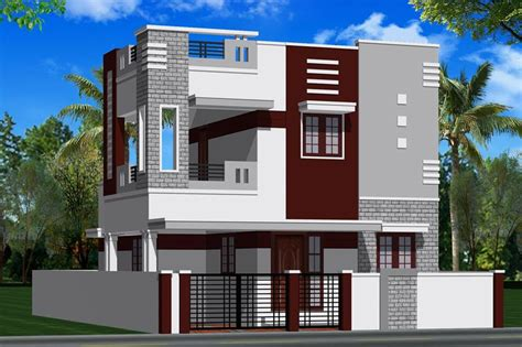 home design sles for india 3 bhk bungalows villas for sale at kovaipudur