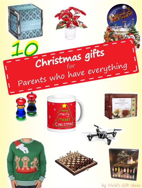 gift for parents christmas gifts for parents and