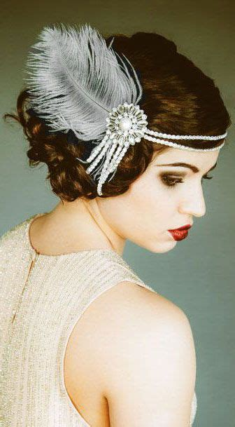 how to make a 1920s hairpiece 17 best ideas about 1920s headpiece on pinterest 20s