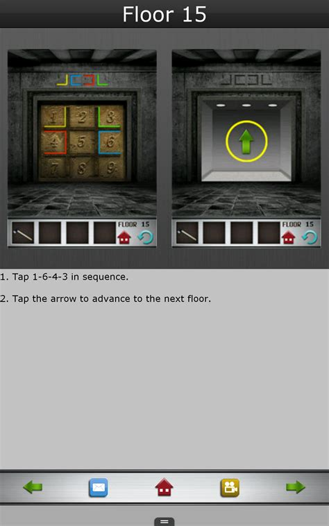 100 Floors Cheats 91 by 100 Floors Official Cheats Guide De Apps F 252 R Android