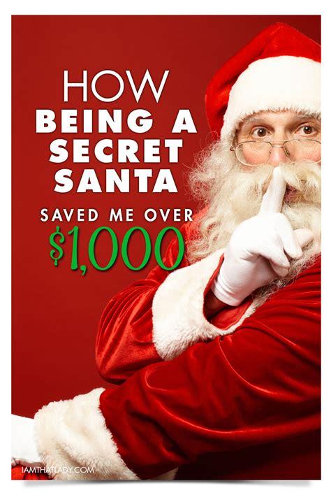 s day secret santa how being a secret santa saved me 1 000 day 11