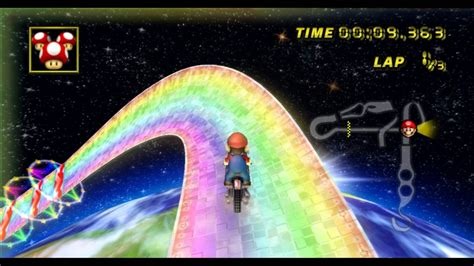 Rainbow Road a timemap of the iconic rainbow road the years bc gb