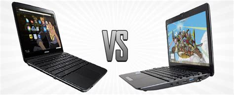 Hp Vs Asus Vs Toshiba Laptop chromebook vs netbook which is better