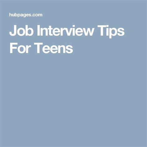 summer job ideas for teens