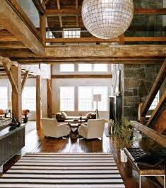 modern rustic home interior design the barn rustic barn inspired interior design
