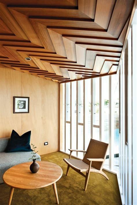 Faux Plafond Bois by Le Faux Plafond Suspendu Est Une D 233 Co Pratique Pour L
