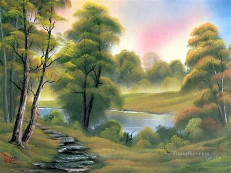 can you buy bob ross paintings lake in bob ross landscape painting in for sale