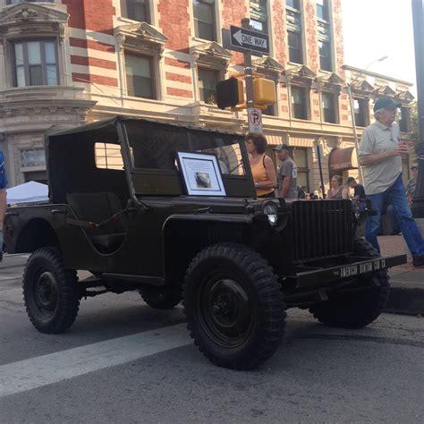 bantam jeep 2014 bantam jeep heritage festival