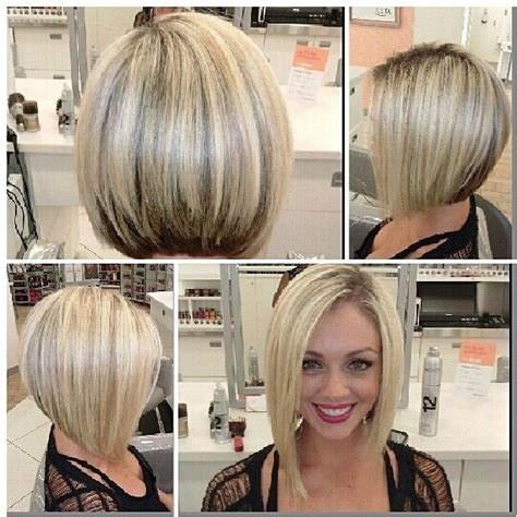 love this cut hair pinterest blonde bobs blondes blonde asymmetrical bob hair pinterest bobs i love