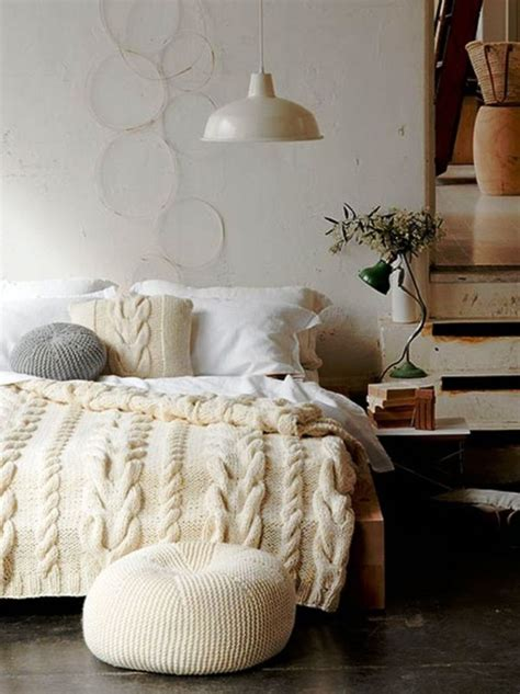 Rustic Bedroom Design Ideas - 20 winter home decor ideas to make home look awesome