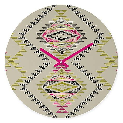 design pattern registry deny designs pattern state marker south round wall clock