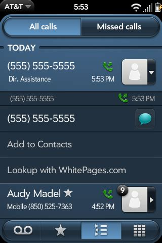 Us White Pages Lookup App Review Whitepages For Webos Webos Nation