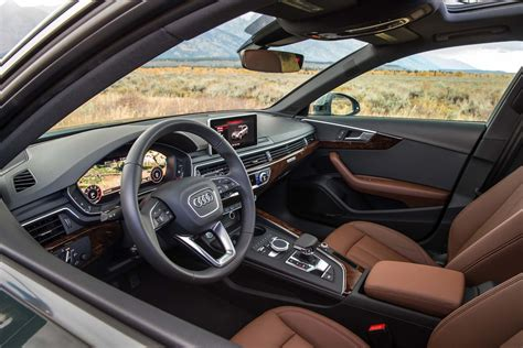 audi jeep interior audi allroad reviews research used models motor trend