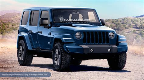 2018 jeep wrangler jl renderings photo gallery autoblog