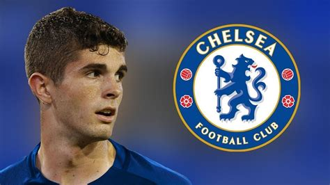 christian pulisic goals christian pulisic welcome to chelsea fc amazing