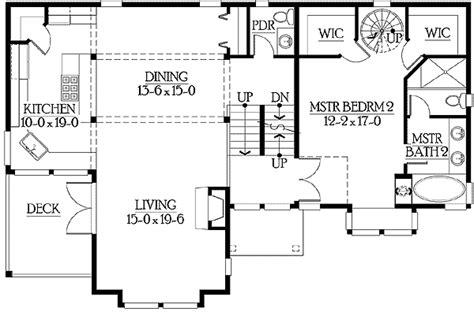 split level modern house plans home design and style