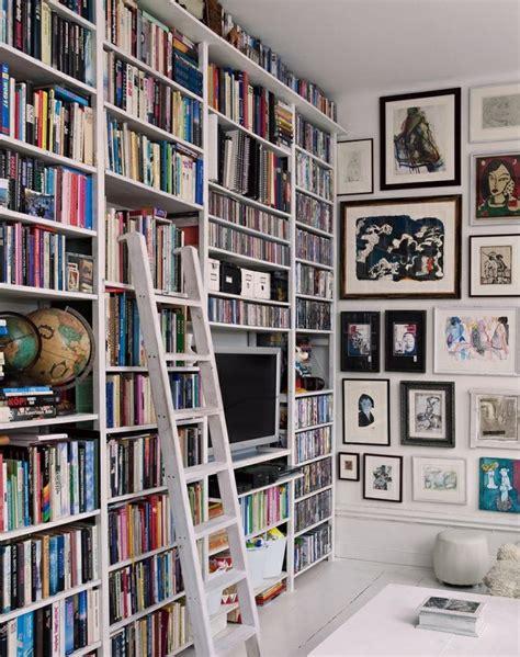 Bibliotheque Decoration De Maison by D 233 Co Maison Une Biblioth 232 Que Qui Recouvre Tout Un Mur