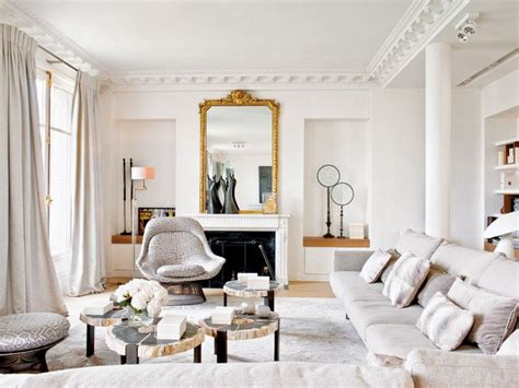 french modern interior design effortless chic interiors with modern french style