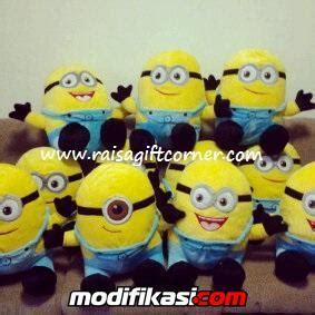 Boneka Minion Uk M By Feliceshop88 boneka papoy minions