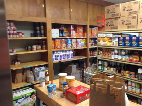 Food Kitchen by Glen Ellyn Food Pantry Hunger History