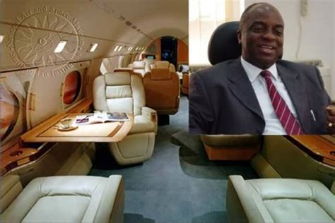 bishop david oyedepo in his multi million dollar