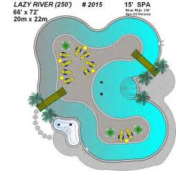 pool plans 2015 lazy river pool plan