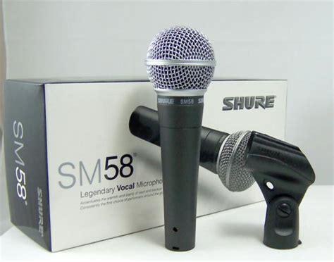 original shure sm58 legendary series microphone 01765979766 clickbd