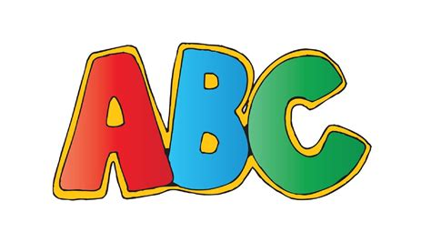 Picture Abc by Abc Background Clip Pictures To Pin On