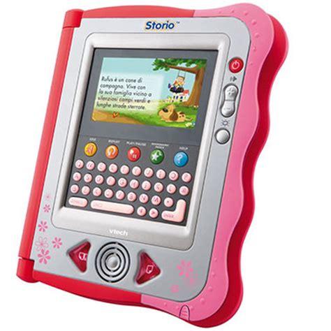 console per bambini vtech storio console rosa tablet per bambini