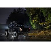 Land Rover Defender 110 007 Spectre Cars 4x4 Black Movies