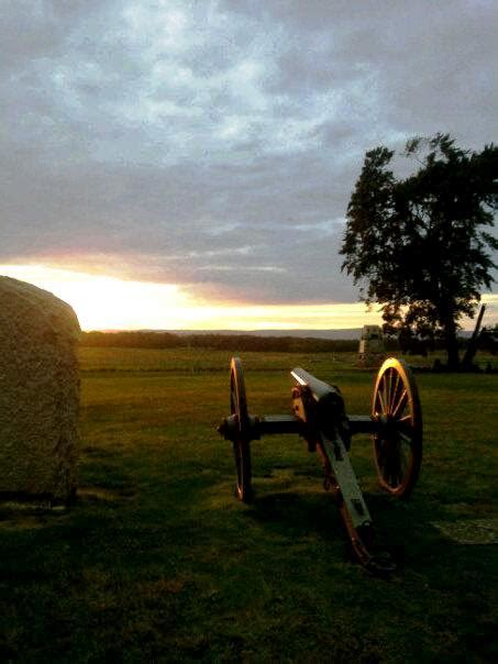 updated calendar gettysburg national military