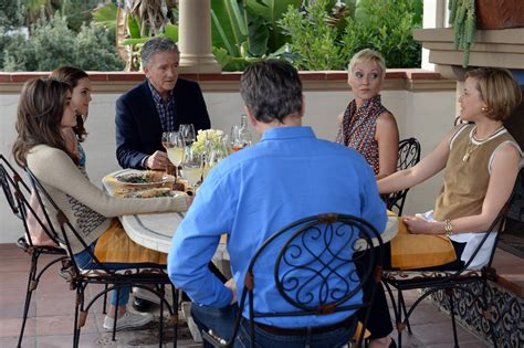 patrick duffy the fosters maia mitchell bailee madison patrick duffy mia cottet