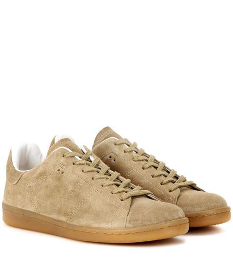 Sneaker Wedges Krem 201 toile bart leather sneakers ayakkab箟 krem sneakers