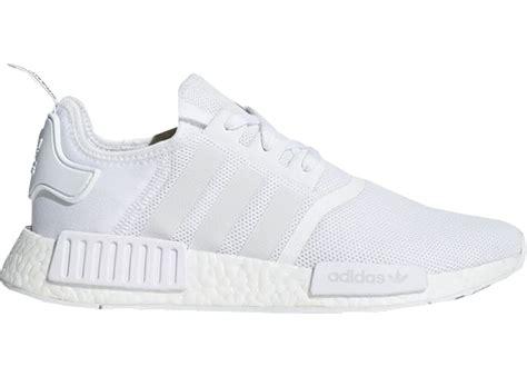 Sepatu Adidas Nmd R1 White adidas nmd r1 footwear white trace grey