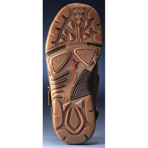 rugged flip flops s rugged shark 174 greenwich sandals brown 208811 sandals flip flops at sportsman s guide