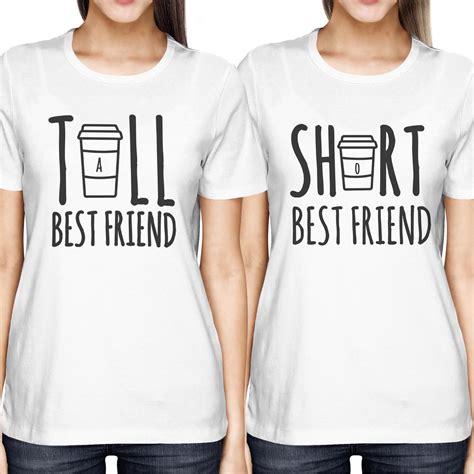 Best Shirt Best Friend And Matching T Shirt Bff