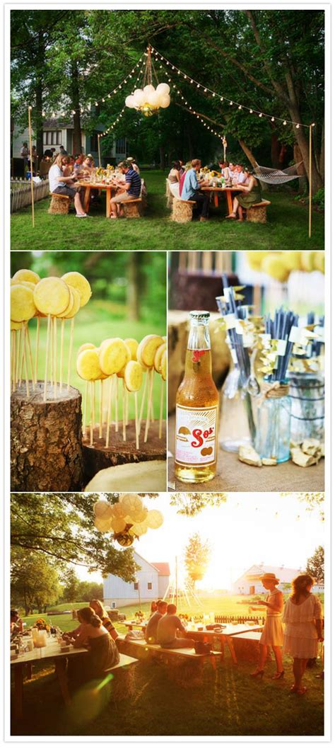 backyard party ideas for teenagers sip and see a summer solicitous soir 233 e party