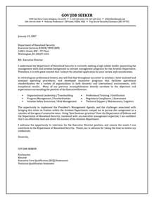cover letter topics government resume cover letter exles http