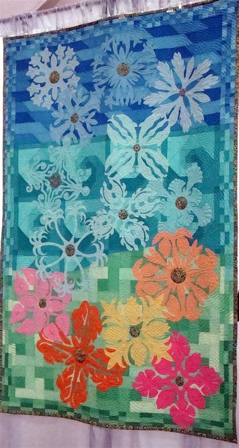 pattern hawaiian quilt 66 best images about hawaiian quilts on pinterest quilt
