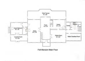 Free Mansion Floor Plans The Felt Estate Celebrations Weddings Corporate Events